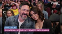 Jenna Dewan Is Pregnant! Actress Expecting First Child with Boyfriend Steve Kazee