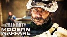 Call of Duty: Modern Warfare – Official Story Trailer (ITALIAN)