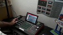 Beatmaking on Akai MPC X- Tip Rail