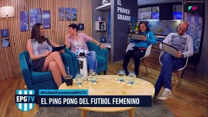 El Ping Pong para el Futbol Femenino