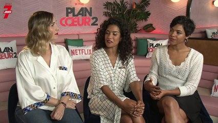 """Le cast de Plan Coeur : """"Il y aura toujours quelque chose à dire sur la bande !"""""""