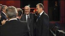 Les images de la dernière apparition publique de Jacques Chirac, le 21 novembre 2014