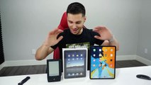 First iPad Unboxing, 9 Years Later! My 10th Youtube Birthday!