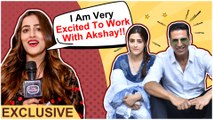 Kriti Sanon's Sister Nupur Sanon REACTS On Working With Akshay Kumar | EXCLUSIVE Interview