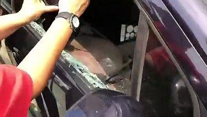 Man shot dead during police's anti-human trafficking operation