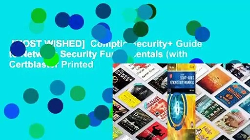 [MOST WISHED]  Comptia Security+ Guide to Network Security Fundamentals (with Certblaster Printed