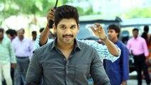 Allu Arjun Naughty Talk on Waistline(Telugu)
