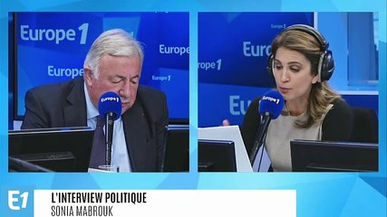 Gérard Larcher - Europe 1 mercredi 25 septembre 2019