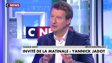 Yannick Jadot - CNews mercredi 25 septembre 2019