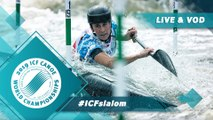 2019 ICF Canoe Slalom World Championships La Seu d'Urgell Spain / Slalom Teams