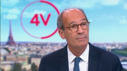 Eric Woerth - France 2 mercredi 25 septembre 2019