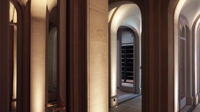 Apartamento en París por Guillaume Alan