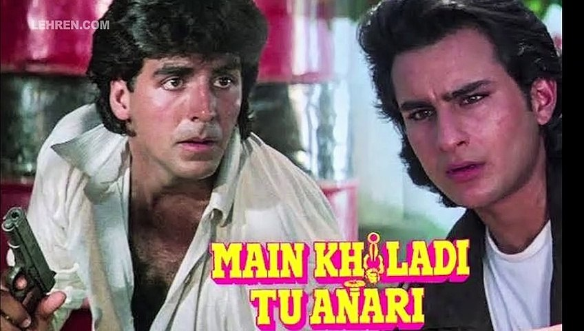 Did You Know These Famous Khans Rejected 'Main Khiladi Tu Anari' ? | - video  dailymotion
