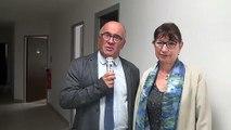 D!CI TV : inauguration des locaux Alpes sud formation à Sisteron