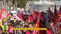 Retraite : 150 000 manifestants contre la réforme