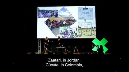 Changer de regard pour transformer le monde : les réfugiés