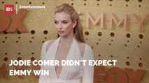 Jodie Comer's Emmy Surprise
