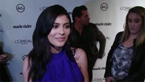 Kylie Jenner Joins Balmain for Makeup Collaboration
