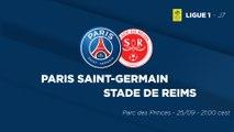 Paris Saint-Germain - Stade de Reims : La bande-annonce