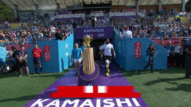 Uruguay pull off shock win against Fiji