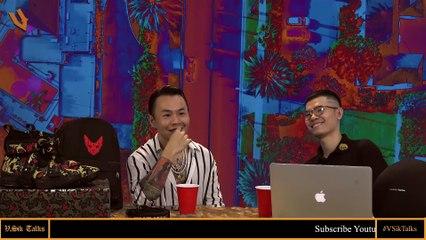 NHỮNG CÂU HỎI HÀI HƯỚC -- VSik Talk Show #3 featuring BINZ -- BINZ OFFICIAL