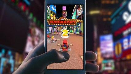 Mario Kart Tour satura los servidores el día de su lanzamiento