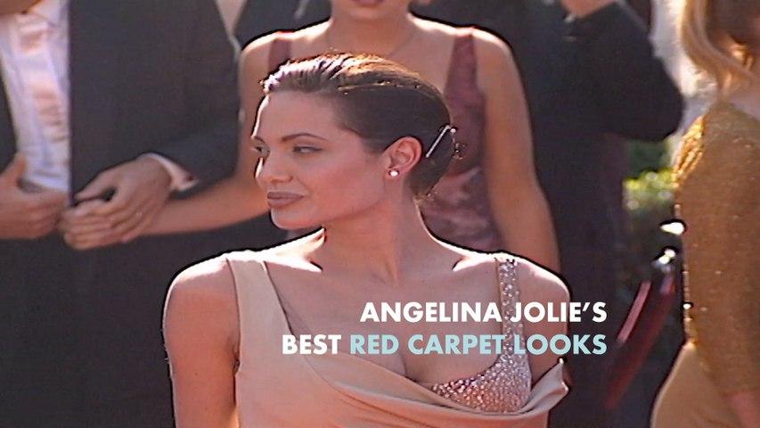 Angelina Jolie's Best Red Carpet Looks
