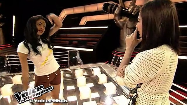 Team Sarah Knockouts Stage Rehearsals: Shaira Cervancia