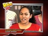 Yvessa Antivola - Voice Combo Luzon Winner (extended version)