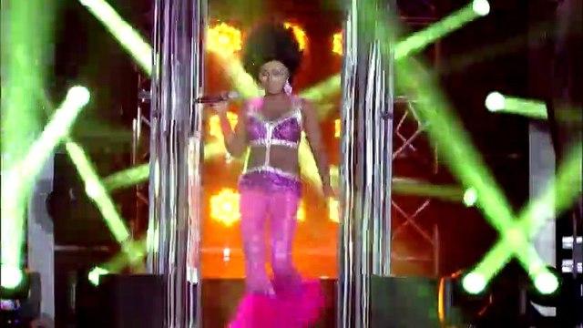 """Your Face Sounds Familiar: Melai Cantiveros as Shirler Bassey - """"""""Hey Big Spender"""""""""""