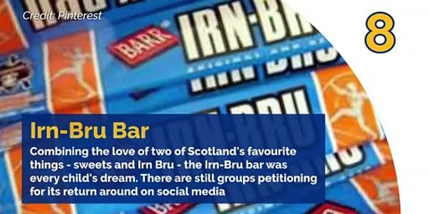 Sweets - 16 sweets that'll make you feel nostalgic if you grew up in Scotland