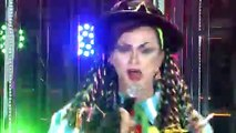 "Your Face Sounds Familiar: Billy Crawford as Boy George - """"Karma Chameleon"""""