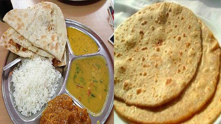 क्यों थाली में गलती से भी ना परोसते 3 रोटियां | Why should not serve 3 Chapati | Boldsky