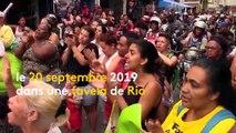Brésil : une nouvelle enfant victime des violences policières