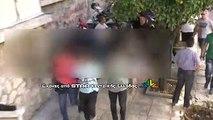 Πλάνα από την προσαγωγή των κατηγορουμένων για την δολοφονία 41χρονου στην Πελασγία Στυλίδας