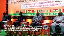 11ème réunion du Groupe focal Afrique de l'Ouest  Pour une pérennité et un développement harmonieux des Fonds d'entretien routier