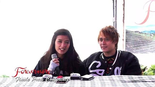 WATCH: Liza & Enrique, naging emosyonal sa #LaPresscon