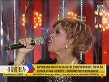 Impersonation ni Melai kay Elizabeth Ramsey, patok sa judges at nag-number 1 trending topic worldwide