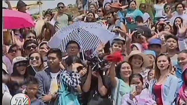 Liza Soberano at Enrique Gil emosyonal na nagpaalam sa final presscon ng Forevermore