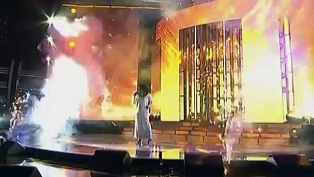 """Your Face Sounds Familiar Final Performance: Nyoy Volante as Whitney Houston – """"I Will Always Love You"""""""