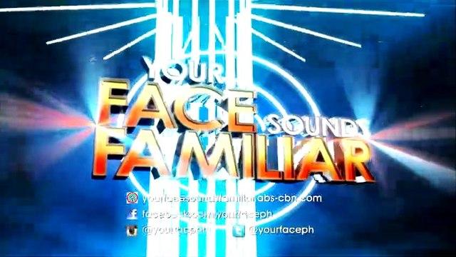 Make-up transformation (Week 11): Transformation ng celebrity performers tumitindi habang papalapit na ang grand showdown ng Your Face Sounds Familiar
