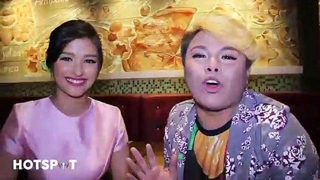 Liza and Enrique, masaya sa pagtanggap ng tao sa kanilang pelikula