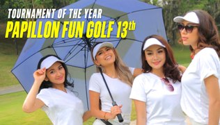 Tournament Of The Year - Papillon Fun Golf 13th - Part 1