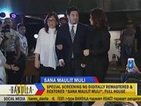 "Special Screening ng digitally remastered & restored """"Sana Maulit Muli"""", Full House"