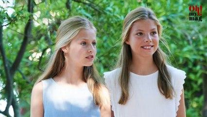 Letizia saca de quicio a los padres del colegio de sus hijas