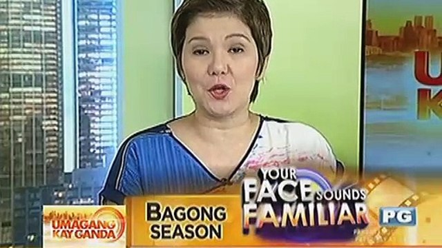 """2nd Season ng """"""""Your Face Sounds Familiar"""""""" malapit na"""