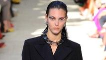 Hair & Makeup Trends at Milan Fashion Week