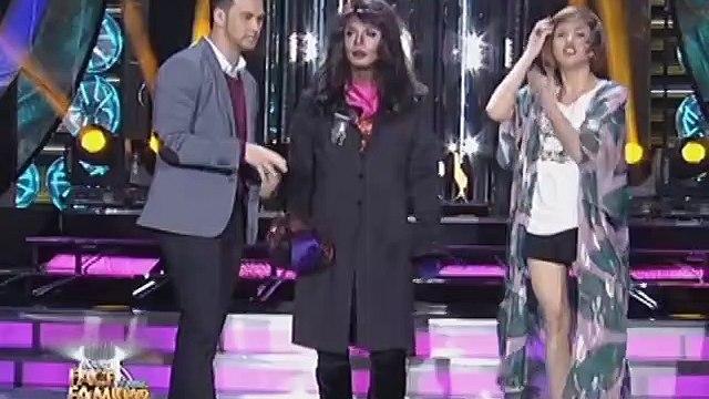"Your Face Sounds Familiar: Sam Concepcion as Janet Jackson - """"Escapade"""""