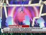 """""""""""It's Showtime"""""""" hosts, hataw sa stunts sa kick off ng 'Animversary' at Kapamilya Day"""