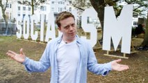 Owen Jones at the Labour conference: make or break for Corbynism – video